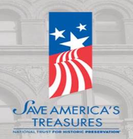 Save Americas Treasures logo